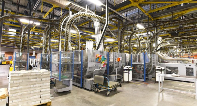 automatyzacja linii produkcyjnej